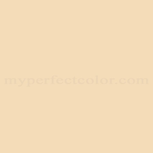 Color Match Of Sherwin Williams Sw6379 Jersey Cream
