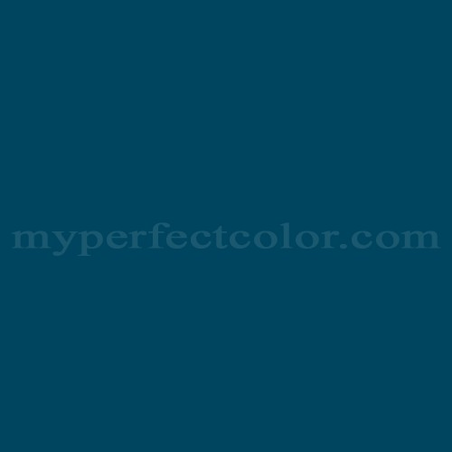 Color Match Of Sherwin Williams Sw6510 Loyal Blue