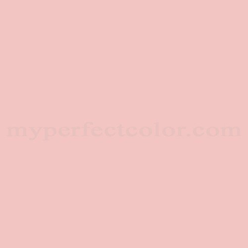 Color Match Of Sherwin Williams Sw6596 Bella Pink
