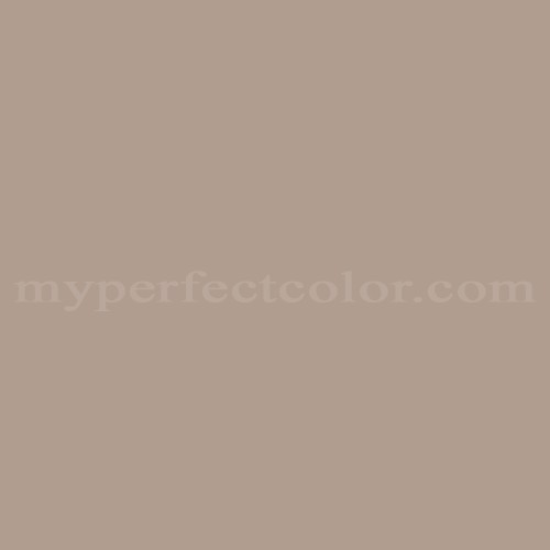 Color Match Of Sherwin Williams Sw1061 Tender Taupe