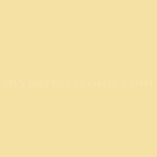 Color Match Of Sherwin Williams Sw6900 Optimistic Yellow