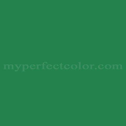Color Match Of Sherwin Williams Sw1735 Irish Green