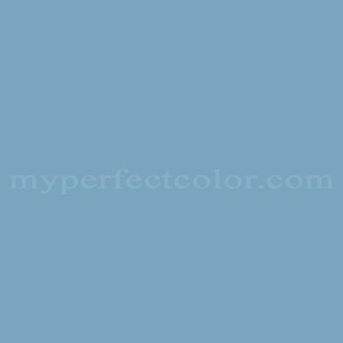 Color Match Of Sherwin Williams Sw1516 Cornflower Blue