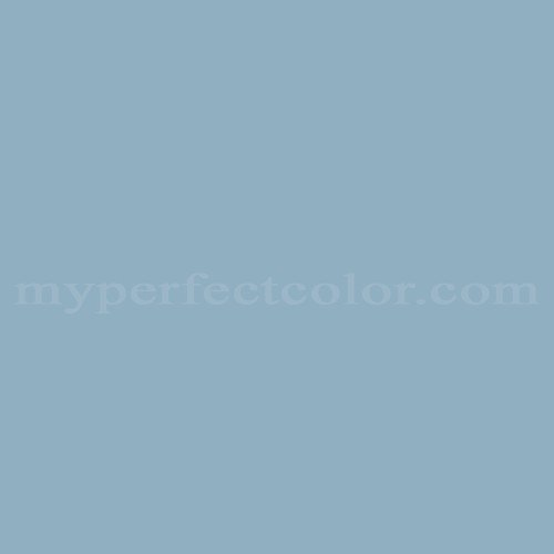 Color Match Of Sherwin Williams Sw1243 Celtic Blue