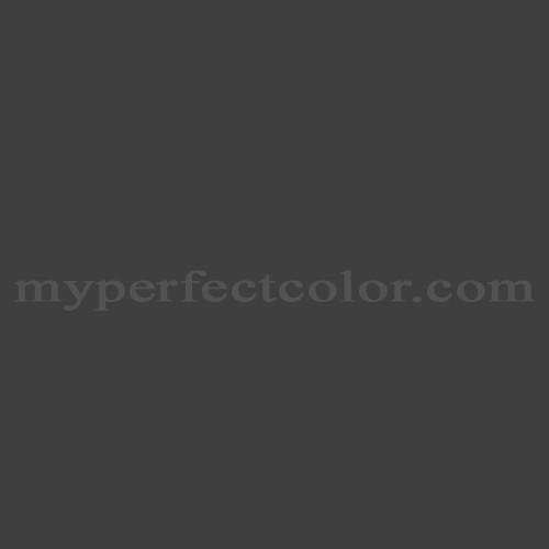 Color Match Of Sherwin Williams Sw2119 Umbrella Black