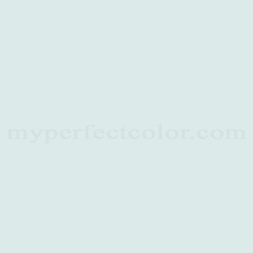 Color Match Of Sherwin Williams Sw1781 Bliss Blue