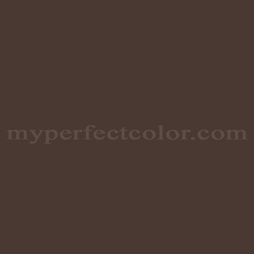 Color Match Of Sherwin Williams Sw2731 Olive Brown
