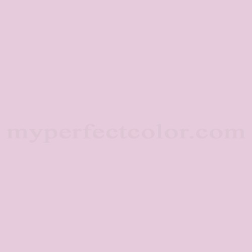 Color Match Of Sherwin Williams Sw6976 Vanity Pink