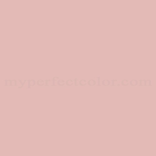 Color Match Of Sherwin Williams SW2297 Patio Pink*