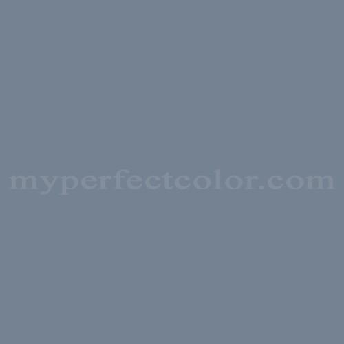 Color Match Of Valspar 304 4 Battleship