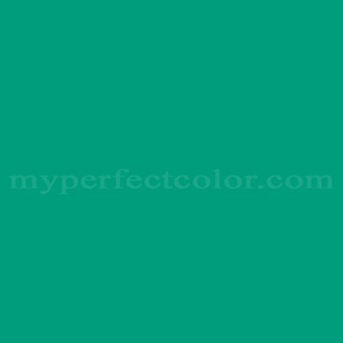 Color Match Of Valspar 224a 6 Tropical Green