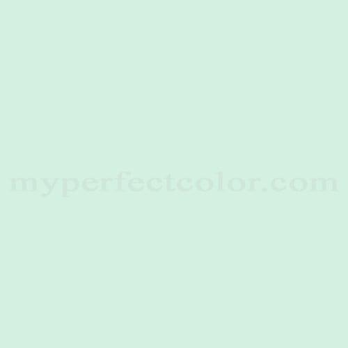 Valspar Mint Hint Match of Valspar™ 225-1 Hint