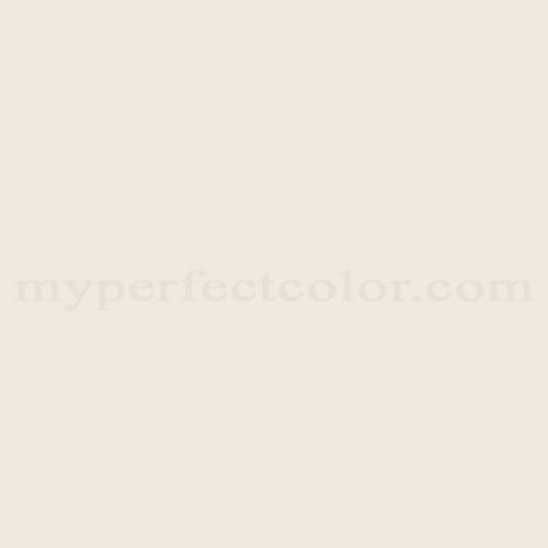 Color Match Of Ameritone Devoe 1w12 1 Spanish White