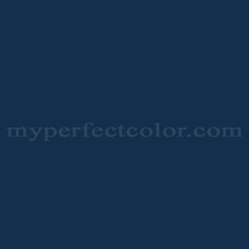 Color Match Of Australian Standards B13 Navy Blue