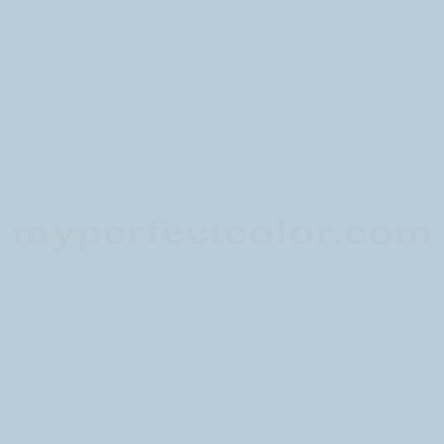 Color Match Of Australian Standards B32 Powder Blue