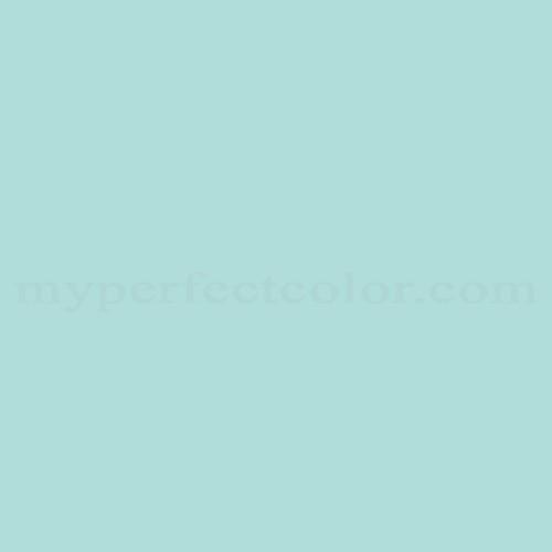 British Paints 2555 Aqua Green Match Paint Colors