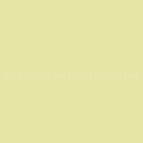 Color Match Of British Paints 2677 Kiwi Green