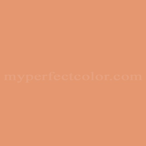 Color Match Of British Paints 2175 Smoked Salmon