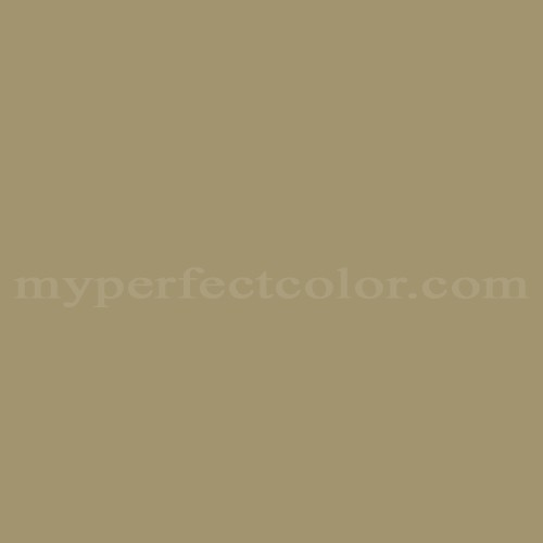 Color Match Of Behr Rah 70 Olive Green