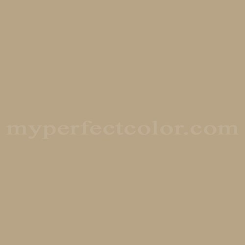 Color Match Of Behr 324 Sand Beige*