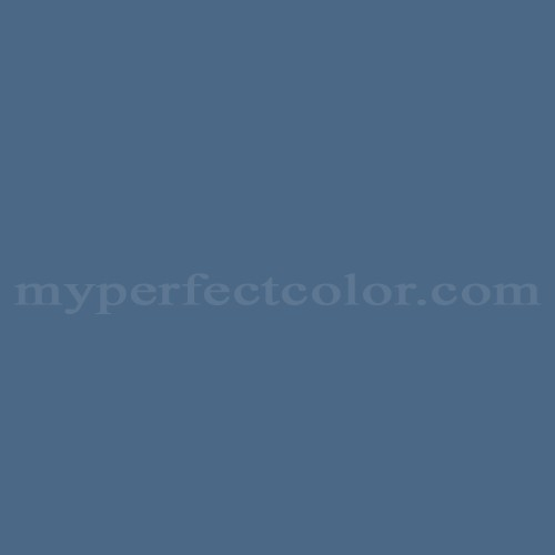 Color Match Of Behr C60 86 Periwinkle Blue