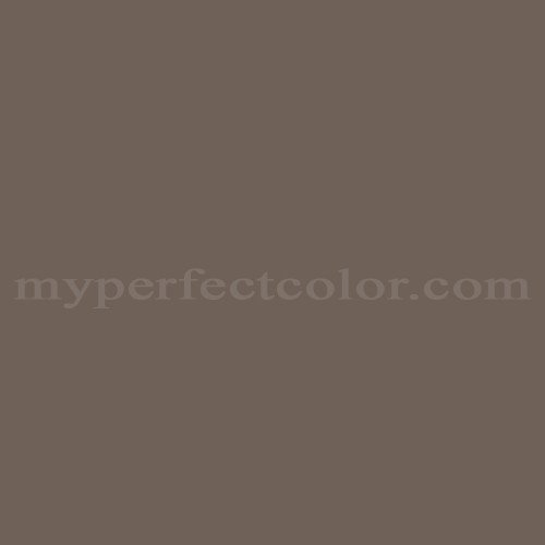 Color Match Of Behr 8605 Old Taupe
