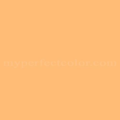 Match of Behr™ 1A15-5 Orange Swirl *
