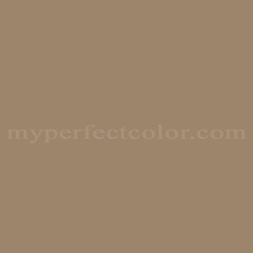 Color Match Of Behr 3a9 5 Falcon Brown