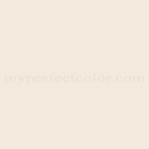 Color Match Of Behr P 100 Glacier White