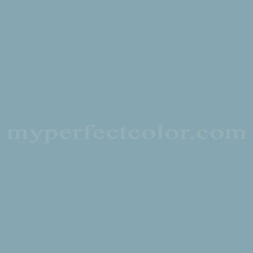 Color match of Behr 1548 Country Blue*