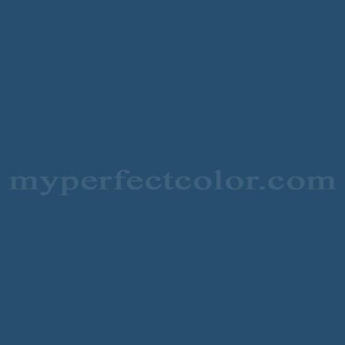 Color Match Of Crown Diamond 7174 64 Denim Blue