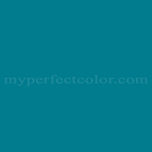 Color Match Of Guild Ac085n Tropical Surf