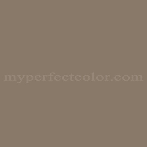 Color guild 8715d moose point match paint colors - Couleur marron taupe ...