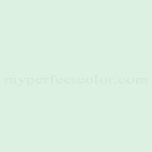 Color Guild 7150w Hint O Green Match Paint Colors Myperfectcolor