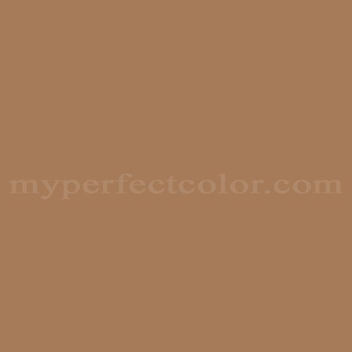 Color Match Of Clairtone 8311 9 Light Brown
