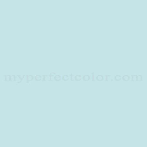 Color Match Of Clairtone 8473 7 Light Cerulean