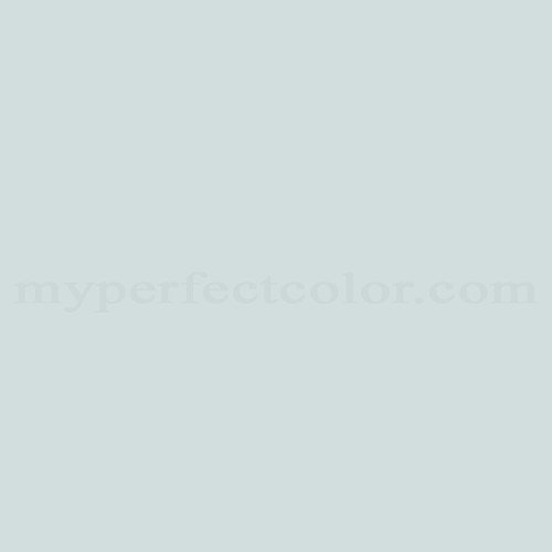 Color Match Of Clairtone 8505 7 Light Gray Blue