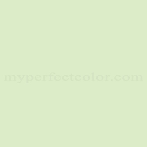 Color Match Of Clairtone 8385 7 Light Green