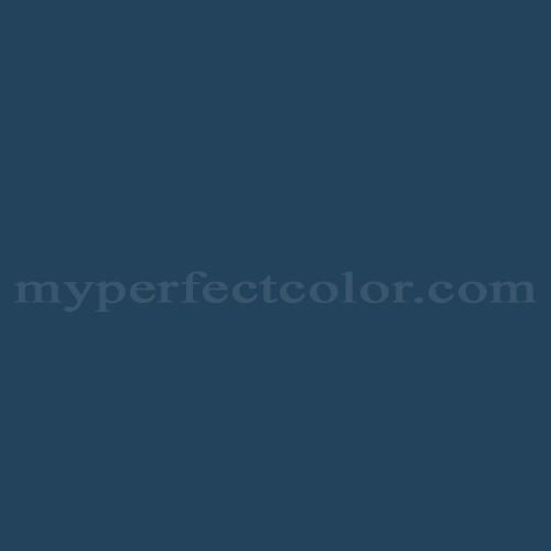 Color Match Of Clairtone 8542 6 Marine Blue