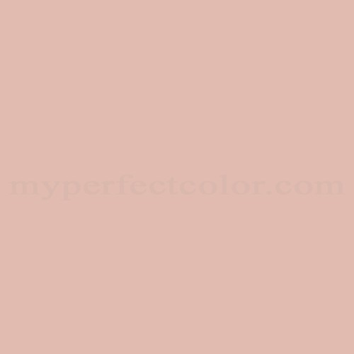 11 Pastel Paint Colors: Coronado Paints D 11-1 Coral Pastel Match