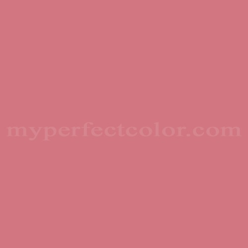 Color match of Huls Q2-10D Dusty Pink*