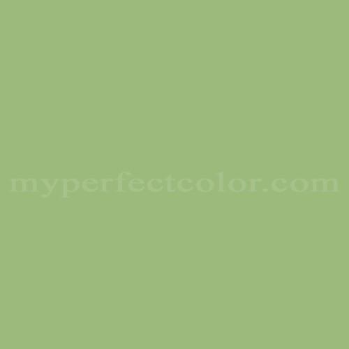 Color Match Of Huls 43c Moss Green