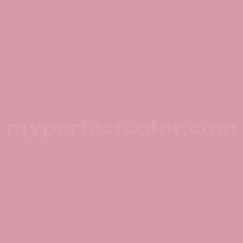 Color Match Of Huls 7142t Rosy Pink