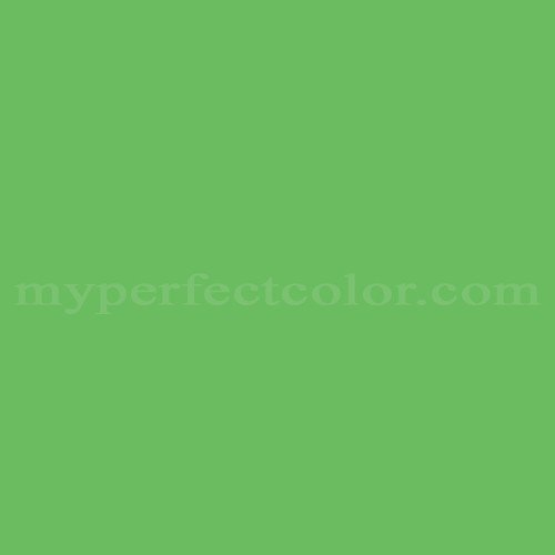 Color Match Of Huls Q10 5d Spring Green