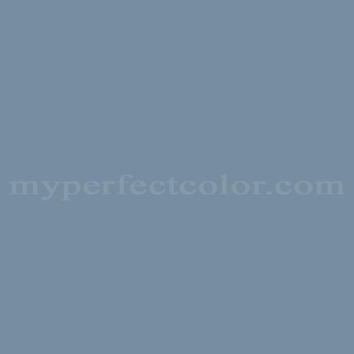 Color Match Of Huls Q14 14d Steel Blue