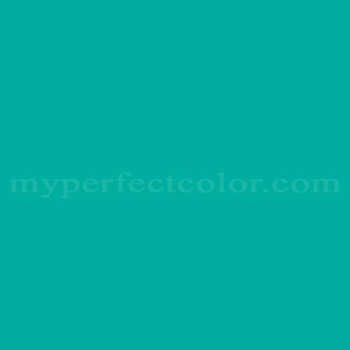 Match of Huls™ 57B-4D Tropic Turquoise *