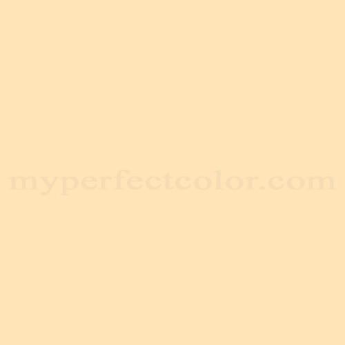 Match of Huls™ 6032P Whisper Yellow *