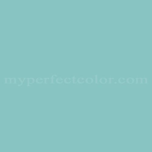 Color Match Of Huls 57c 2t Aquamarine Blue