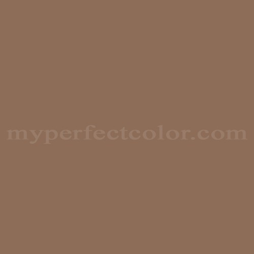 Match of Color Your World™ 80YR19/177 Century Brown *