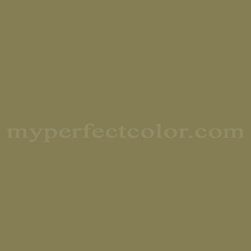 Match of Color Your World™ 70YY21/210 Antique Olive *